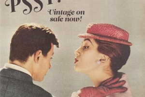Exclusive Vintage Salon op 11 december!